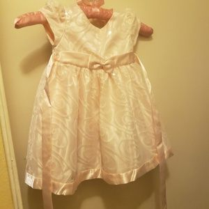 Pink princess special occasion dress